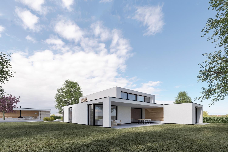 Architect bungalow