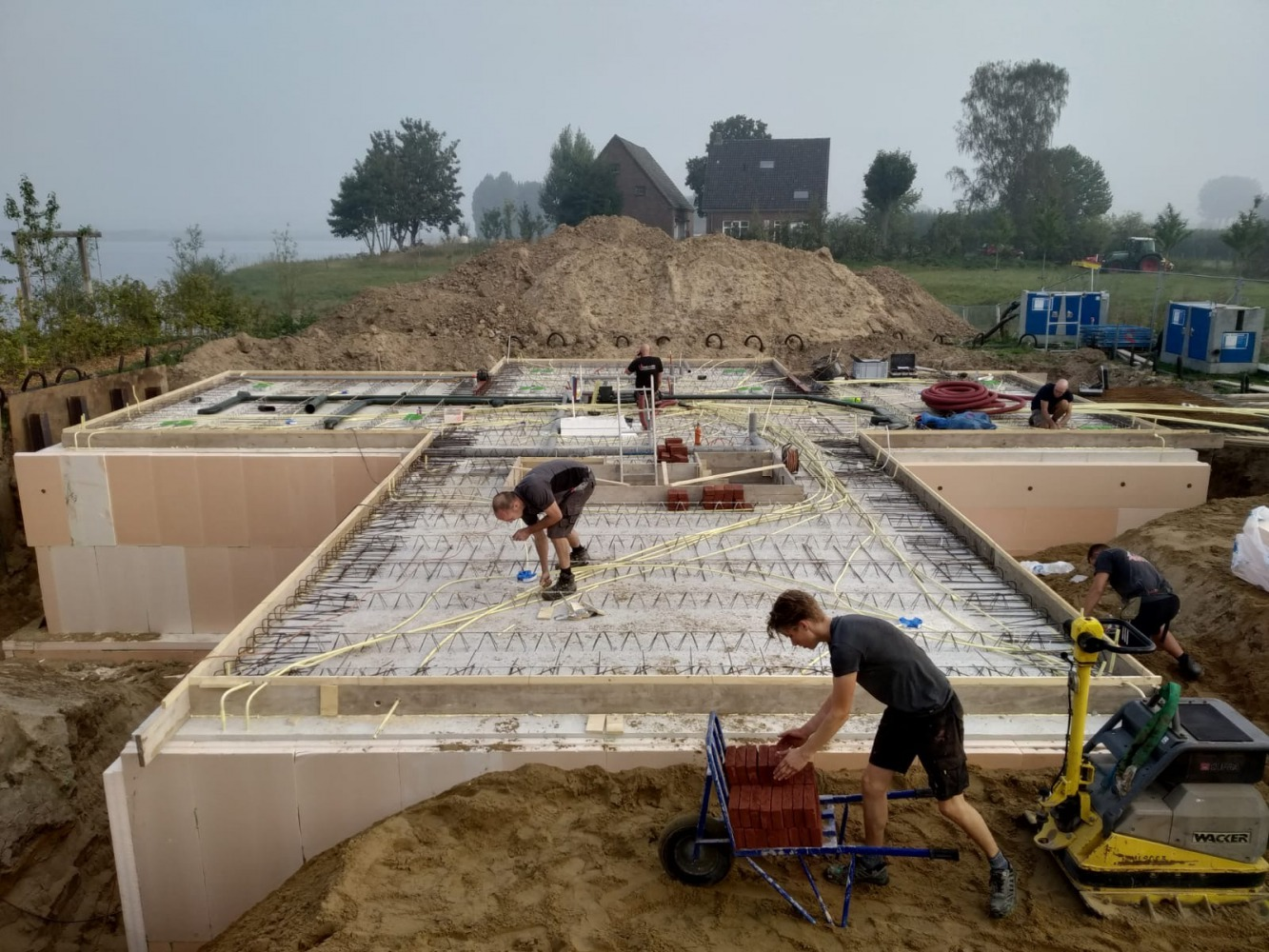 bouwproces ontwerp architect Bob Romijnders