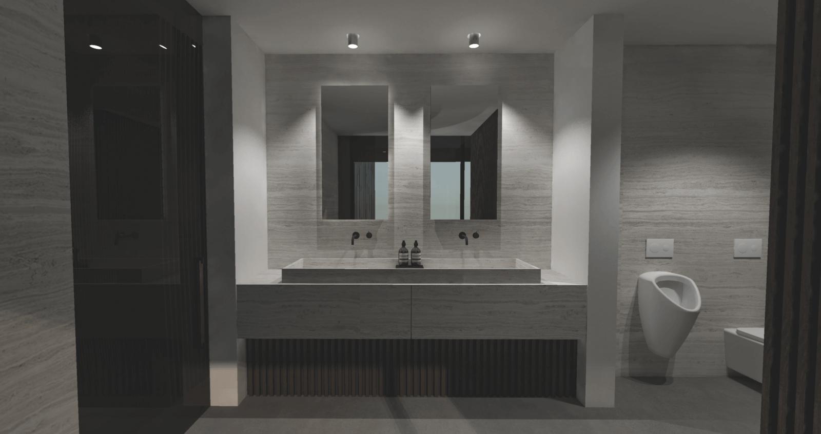 interieurontwerp vught luxe badkamer interieurarchtitect