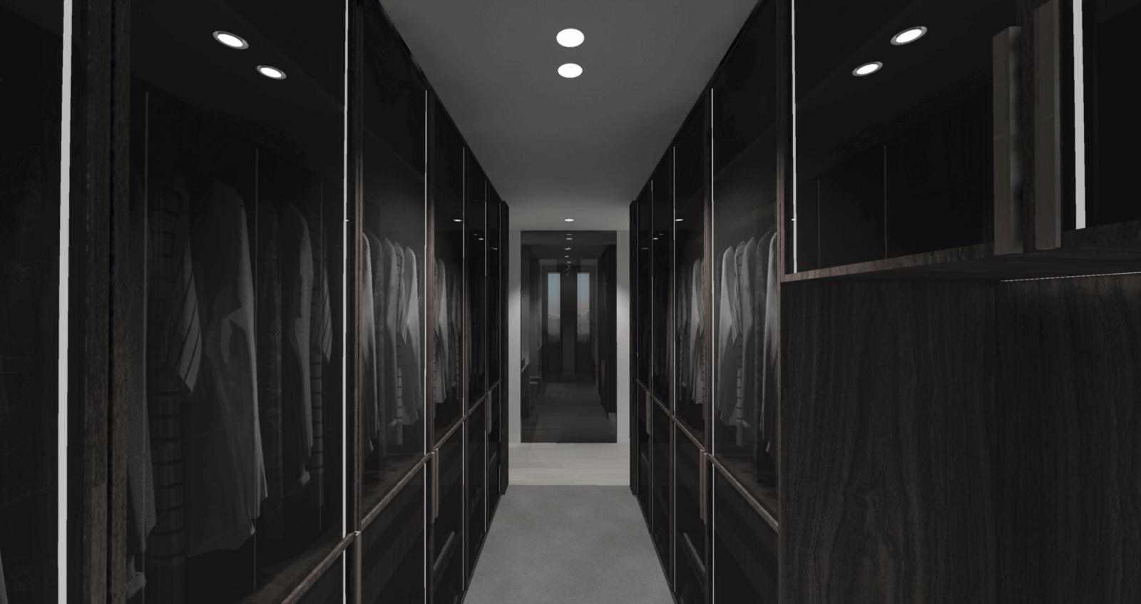 interieurontwerp vught luxe walkin closet