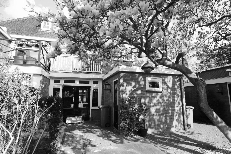 oude situatie verbouwing jaren 30 woning