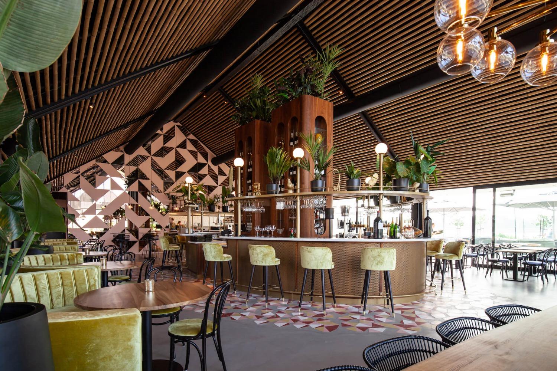 Bar restaurant Brass Nijmegen