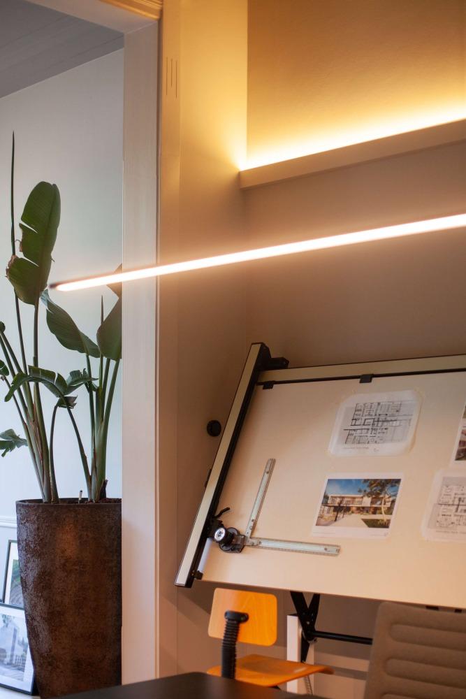 Tekentafel architectenbureau Nijmegen